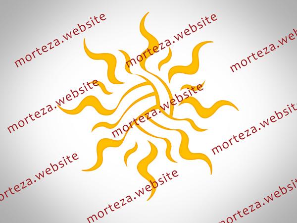 طراحی لوگو پرنیان گستر خورشید – وب سایت شخصی مرتضی ابوترابیطراحی لوگو پرنیان گستر خورشید
