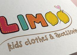 طراحی لوگو مزون لیمو